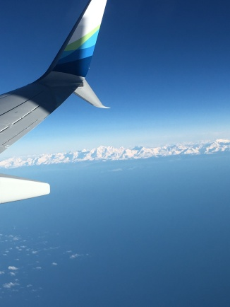 First view of Alaska